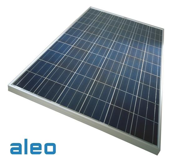 14 solar module aleo s18 240w aleo solar panels are the best in german